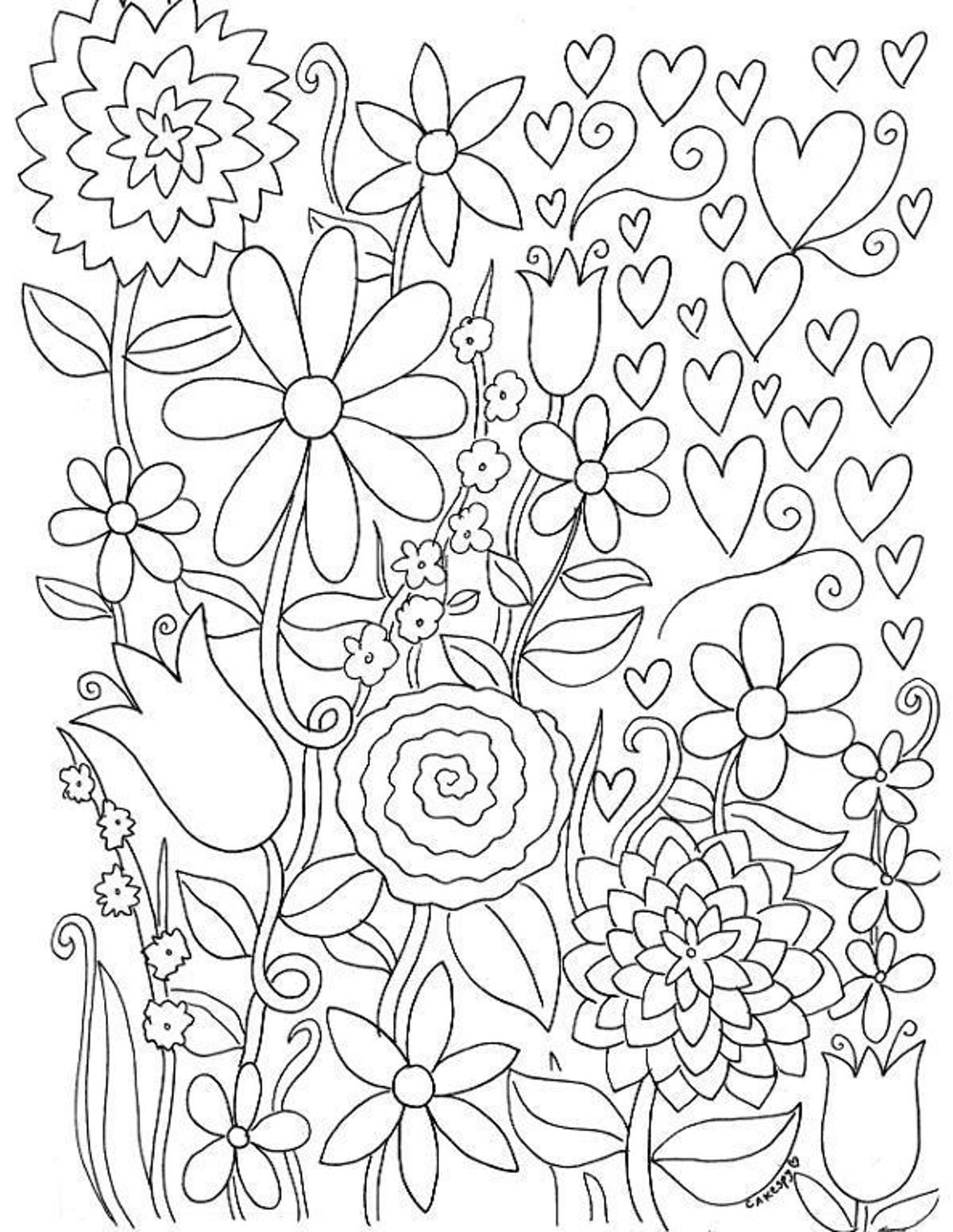 Craftsy Exclusive Coloring Pages Bluprint Coloring Pages Free Coloring Pages Coloring Pages For Grown Ups