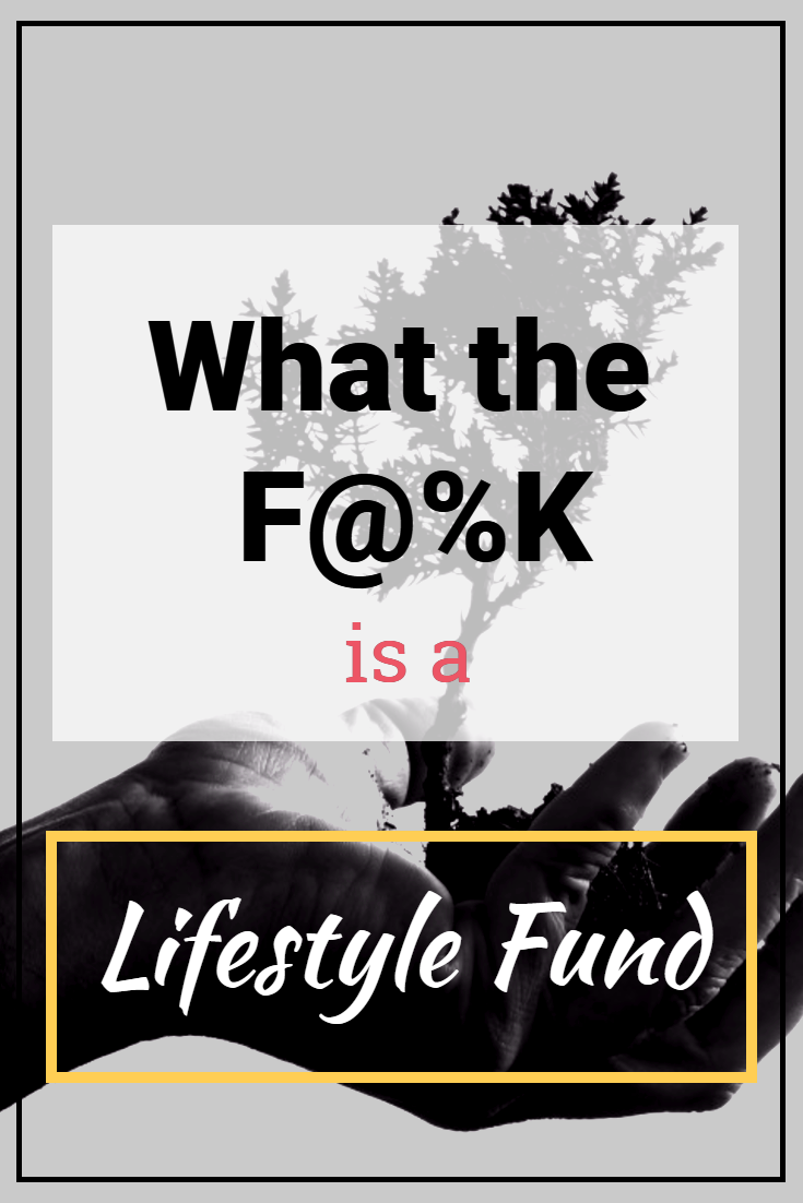 From the series of 'What the F@%K is a [...]', today we explore what a Lifestyle Fund is. Start researching your retirement options now so you can start investing as soon as possible! | Financially Mint | Lifestyle Fund | Financial Education