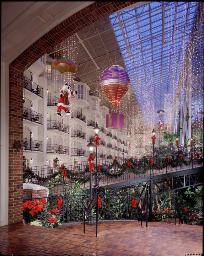 gaylord opryland resort in nashville