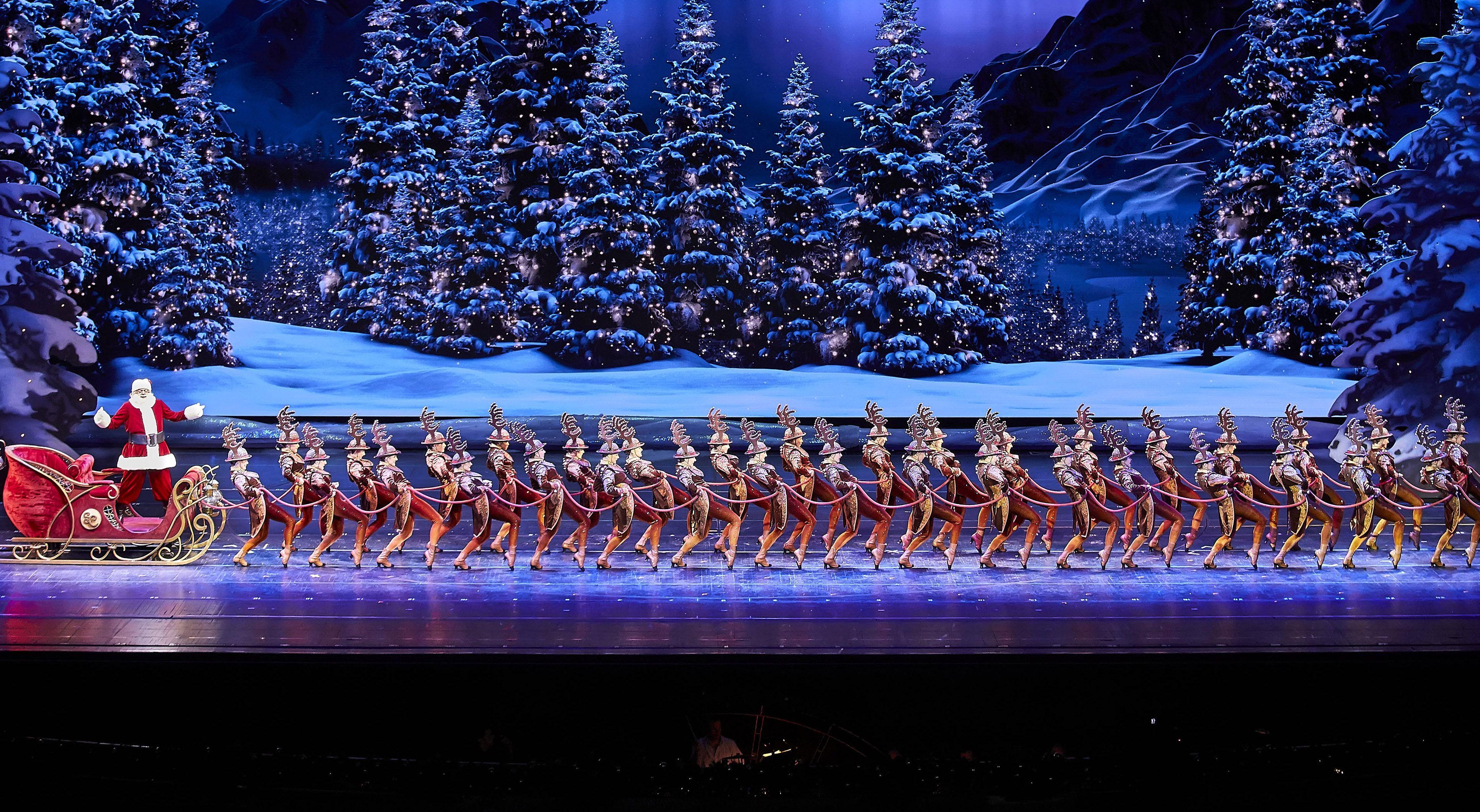 Christmas Spectacular.Christmas Spectacular Starring The Radio City Rockettes