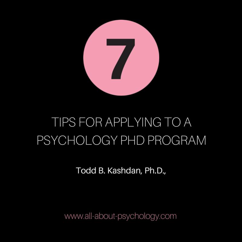Online phd business psychology