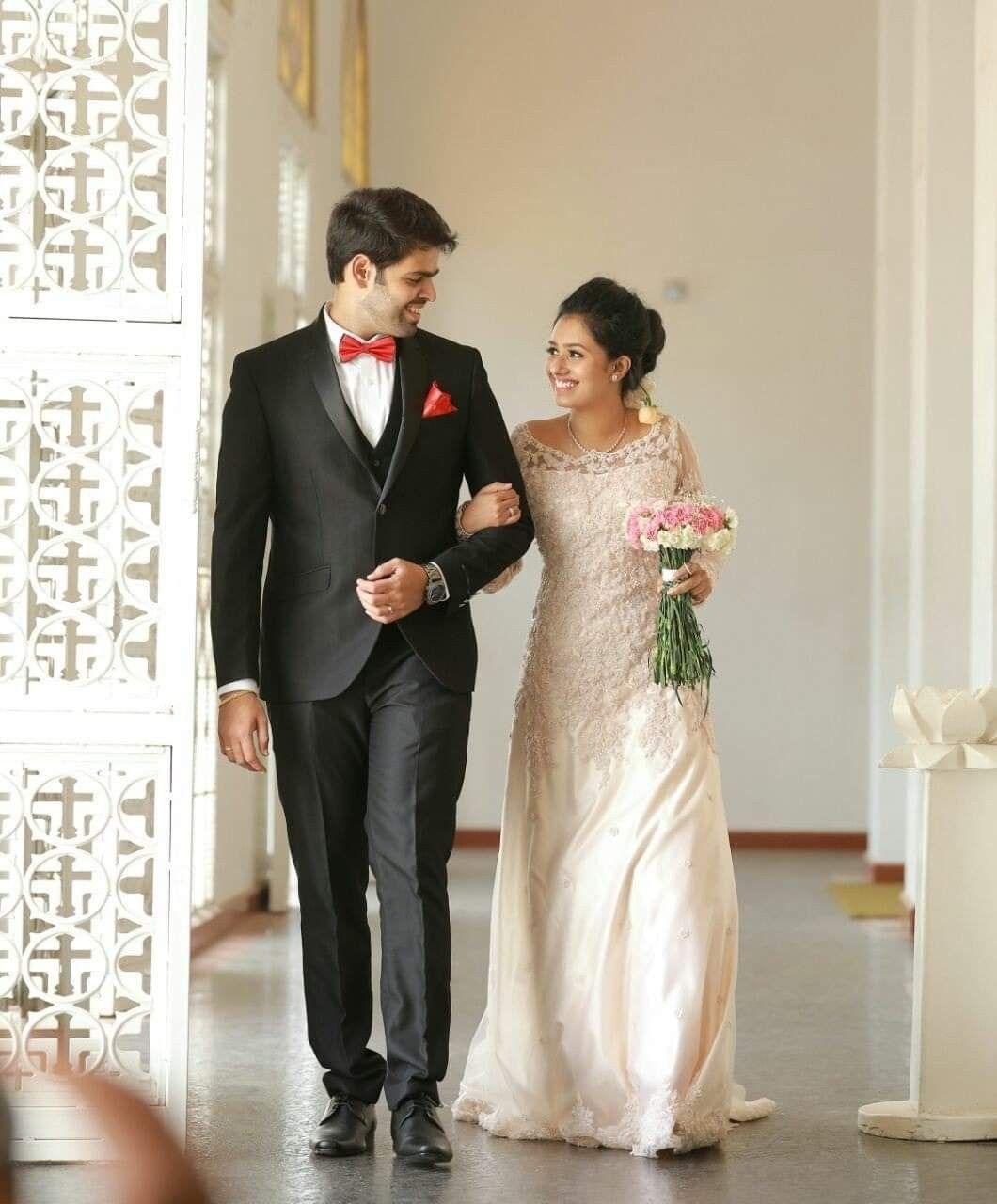Christian Wedding Reception Ideas: Pin By Sruthi Baiju On Christian Wedding Attire