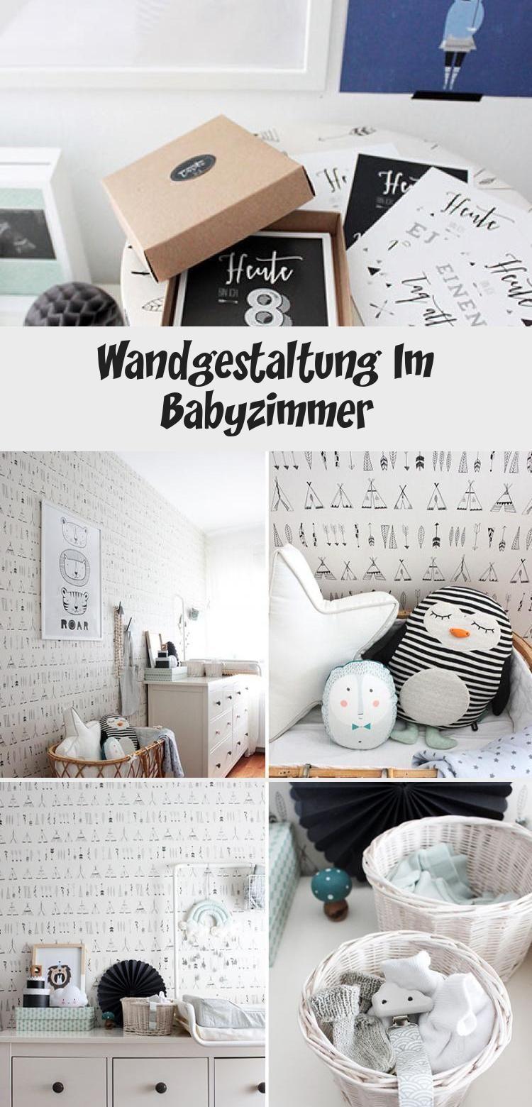 Baby Zimmer In Neutralen Farben Design Babyzimmer Einrichtungsstift Baby Zimmerei Home Decor Floating Nightstand Furniture