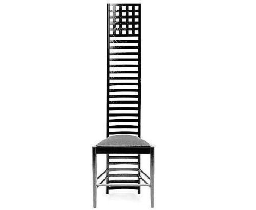 Mackintosh, Charles Rennie: Furniture Design , 1900-1910 | The Red ...