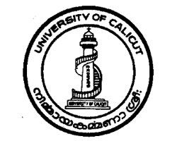University of Calicut has issued notification for the