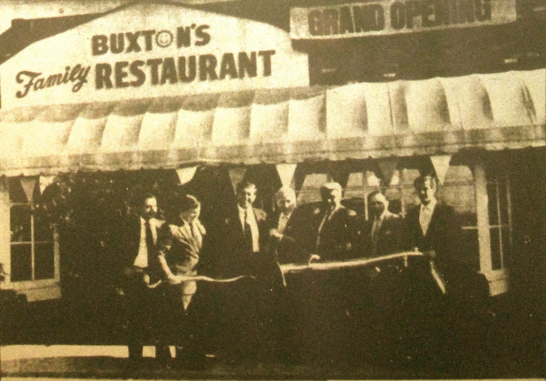 Buxton\'s Ice Cream Parlor in Wayne NJ | Vintage Passaic County New ...