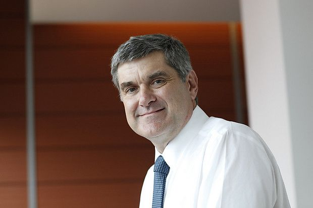 Pictured: Craig B. Thompson Craig B. Thompson, MD, became President and Chief Executive Officer of Memorial Sloan-Kettering Cancer Center — the world's oldest and largest private institution devoted to cancer prevention, treatment, research, and education