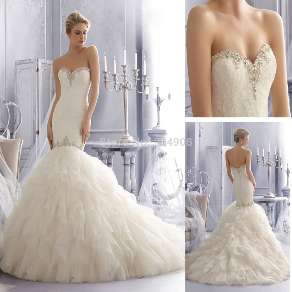 New Arrival 2014 Pnina Tornai Mermaid Grecian Twilight Wedding ...
