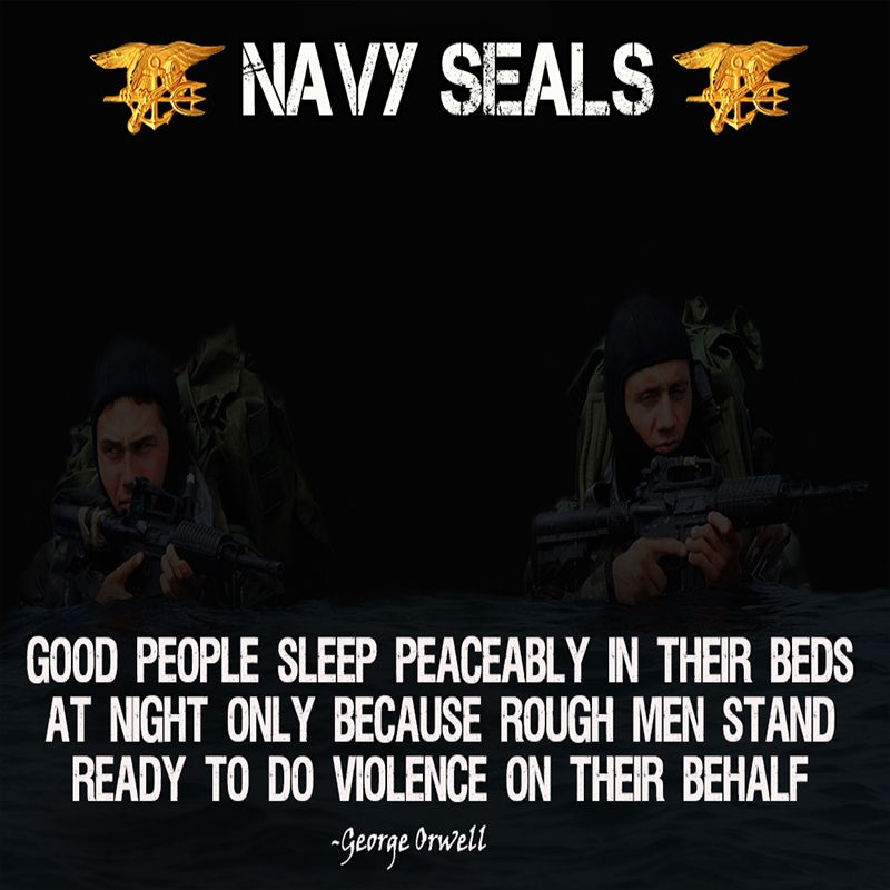 US Military Navy Seals Creed with Flag background poster | Navy ...