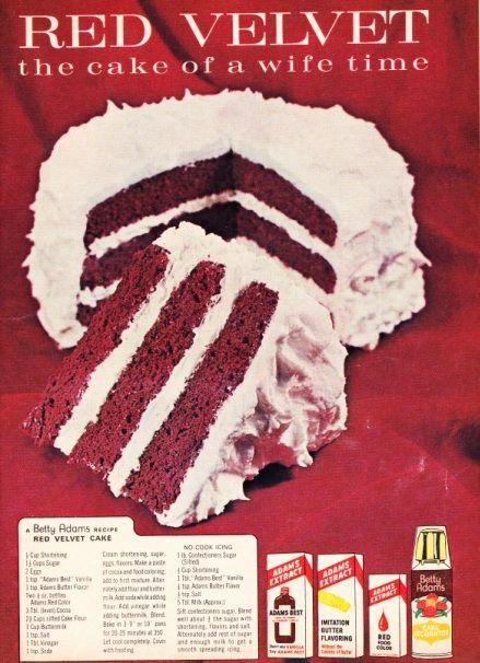 The History of Red Velvet Cake