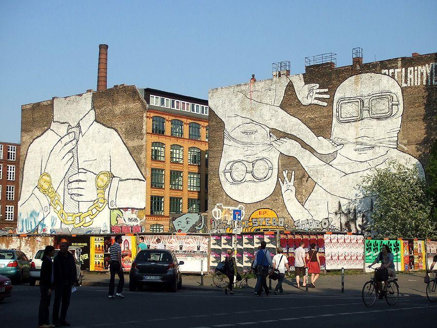 Kreuzberg Berlin Berlijn