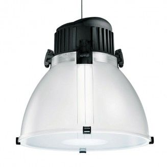 High Bay Lights Translucent Black Lyco Direct Lighting