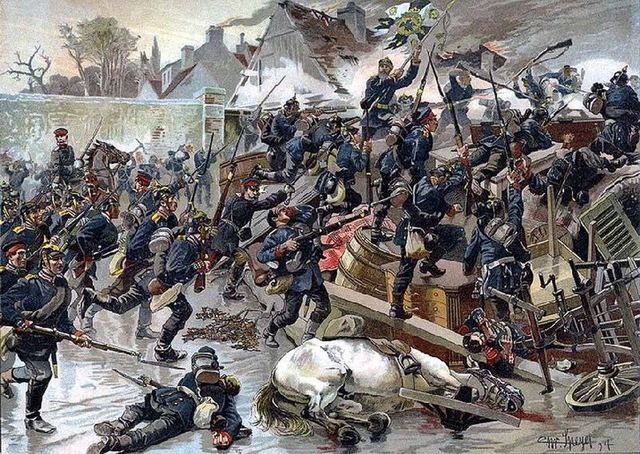 a history of the franco prussian war in 1870 1871 This prompted the city's surrender on 28 january 1871 paris sustained more damage in the 1870-1871 siege than in any other 1999) is a novel in two parts, the first of which is set during the franco-prussian war, more particularly the siege of paris during the a history of modern.