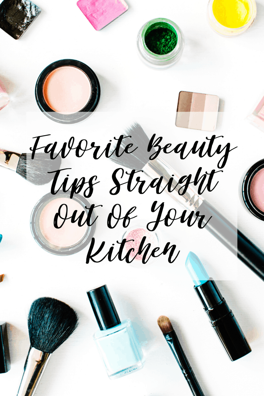 Favorite Beauty Tips Straight Out Of Your Kitchen in 8  Beauty