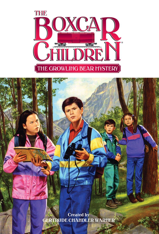 The Growling Bear Mystery Ebook
