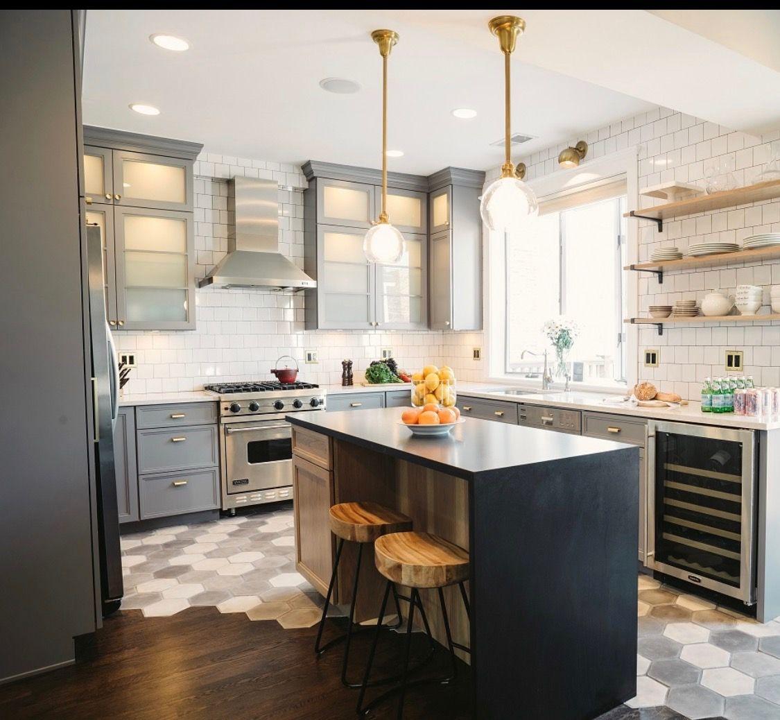 Kitchen flooring by Susan Coulter on Kitchen Kitchen
