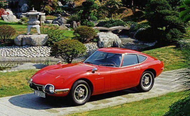 Toyota classic cars