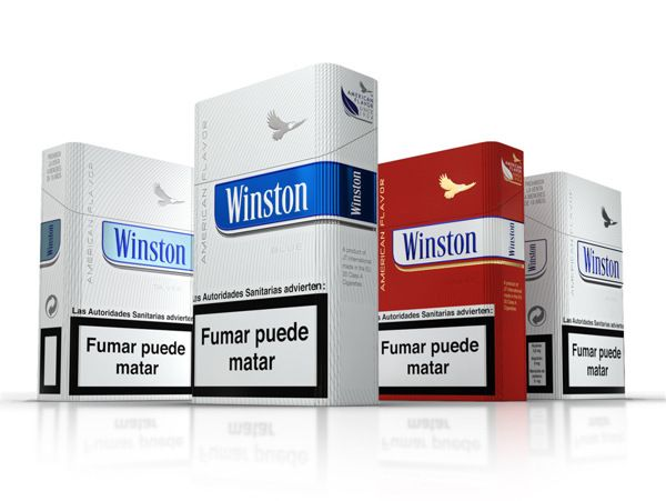 European cigarettes Mild Seven buy