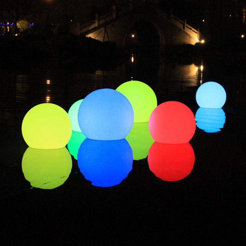 Outdoor 16 color led light spheres in 5 sizes archi pinterest outdoor 16 color led light spheres in 5 sizes aloadofball Choice Image