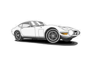 1967 Toyota 2000GT by rally2727