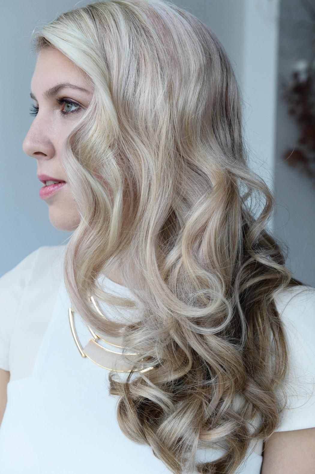 Wella Color How To Angelic Blonde With Pink Tones Modern Salon