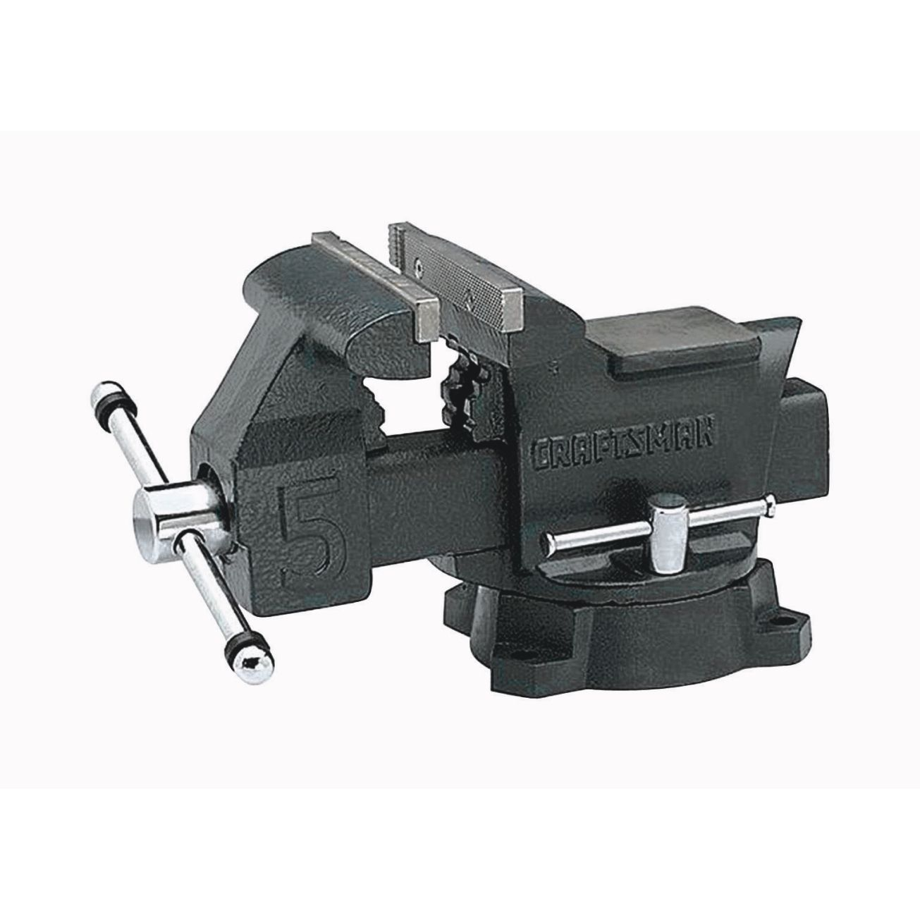 Excellent Craftsman Bench Vise 00951855 Clamps Vises Ace Andrewgaddart Wooden Chair Designs For Living Room Andrewgaddartcom