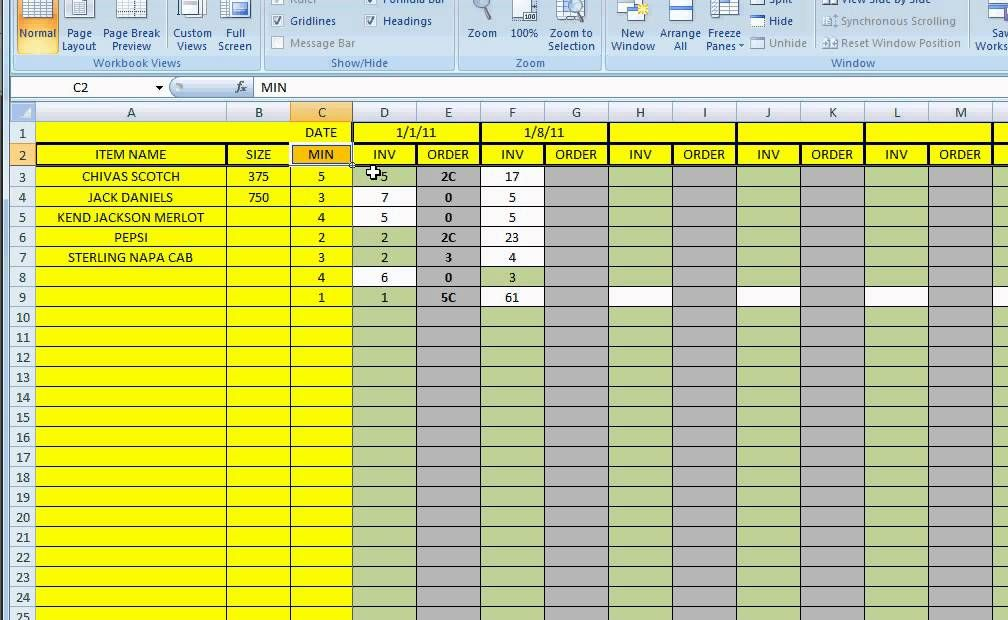 Excel Spreadsheet For Inventory Control Check More At Https Onlyagame Info Excel Spreadsh Inventory Management Templates Excel Templates Spreadsheet Template