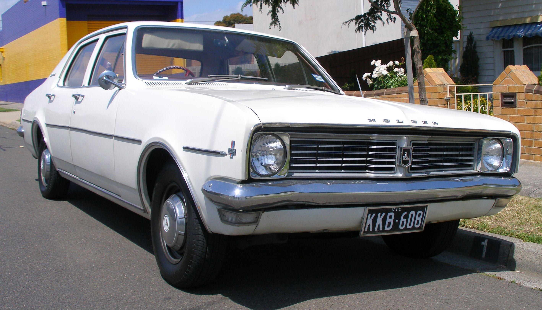Car From My Childhood 1969 70 Holden Ht Kingswood Sedan