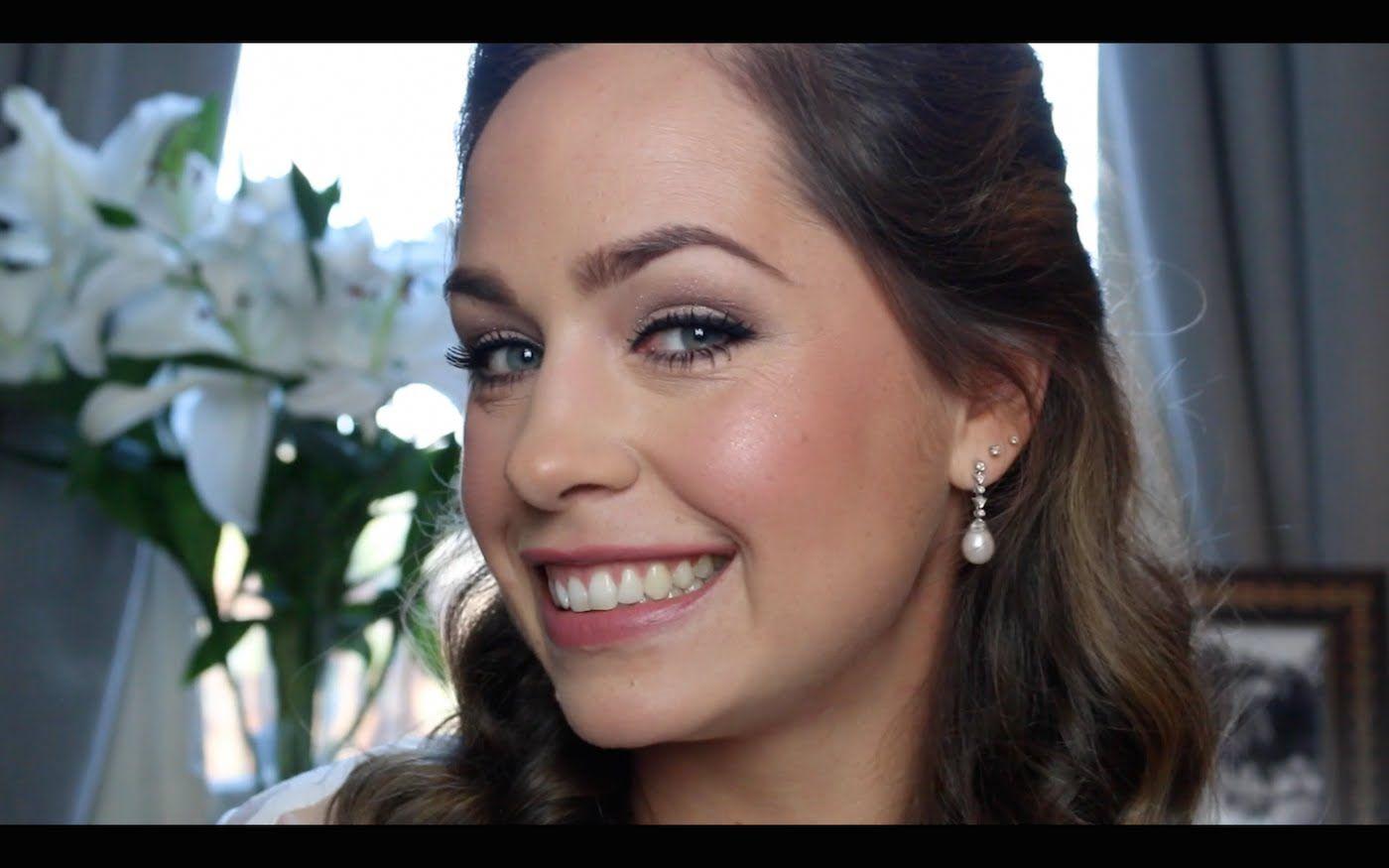 Classic Bridal Makeup Tutorial