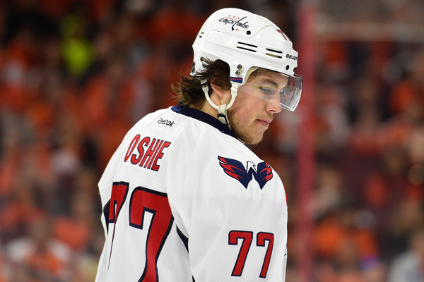Oshie Reacts To Schenn S Suspension Capitals Hockey Hockey Players Washington Capitals