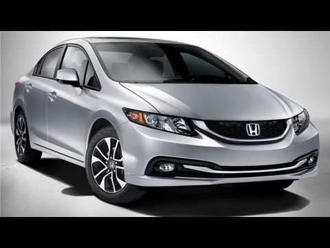 2013 Honda Civic Sedan Get More News Photos And Videos From The