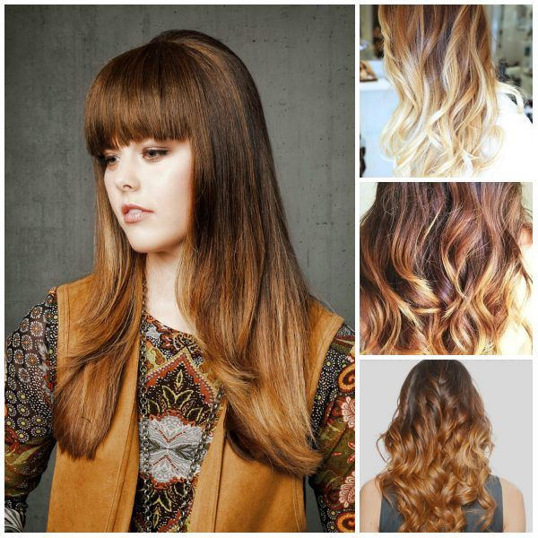 Coolest Caramel Hair Color Ideas 2018