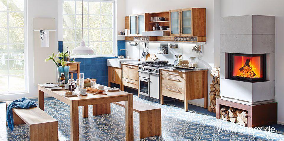 modulare annex kuchen 7 in 2020   Range cooker, Kitchen, Home