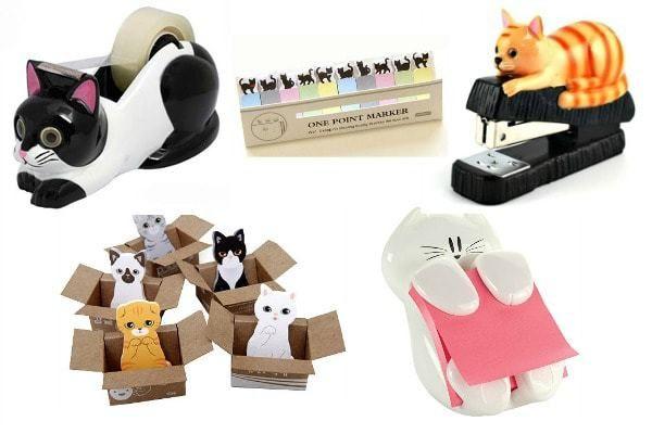 Cat Desk Accessories Cat Accessories Desk Accessories Fun At Work