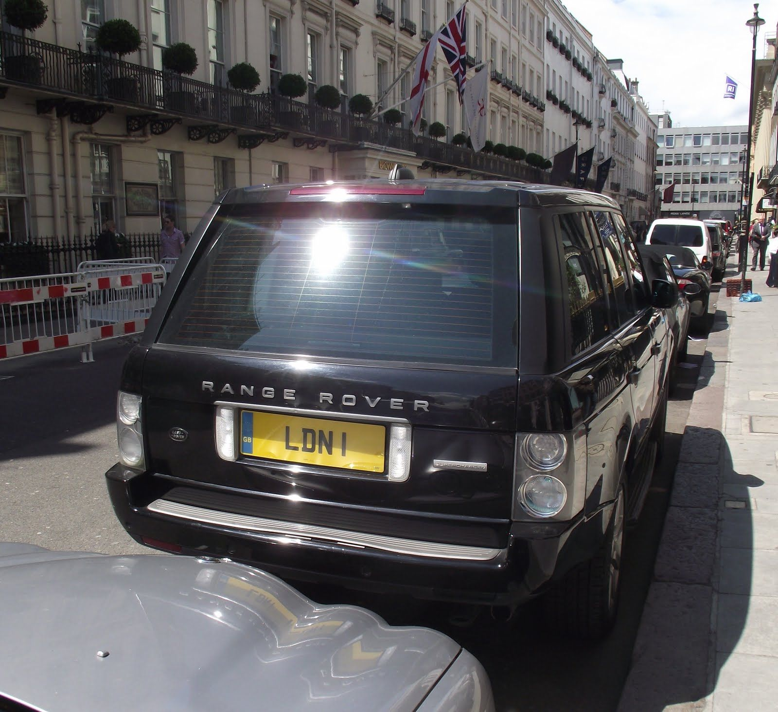 One For London Number Plate Personalised Number Plates Private Number Plates