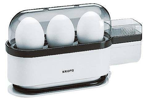 Krups Eierkocher »Ovomat Trio F23470«, für bis zu 3 Eier, 300 Watt ... | {Eierkocher 14}