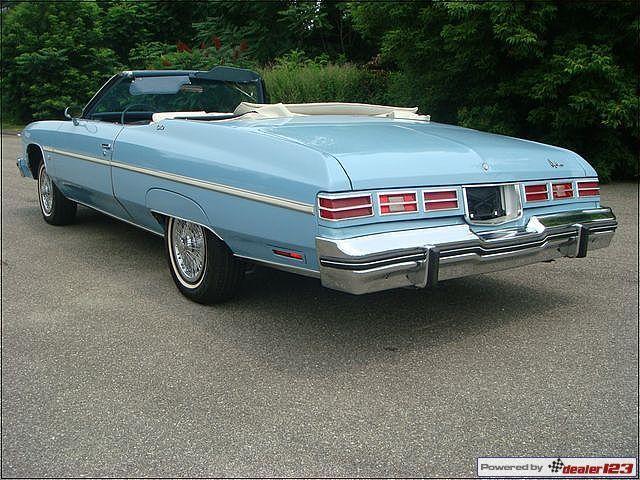 1975 Chevrolet : Caprice Caprice