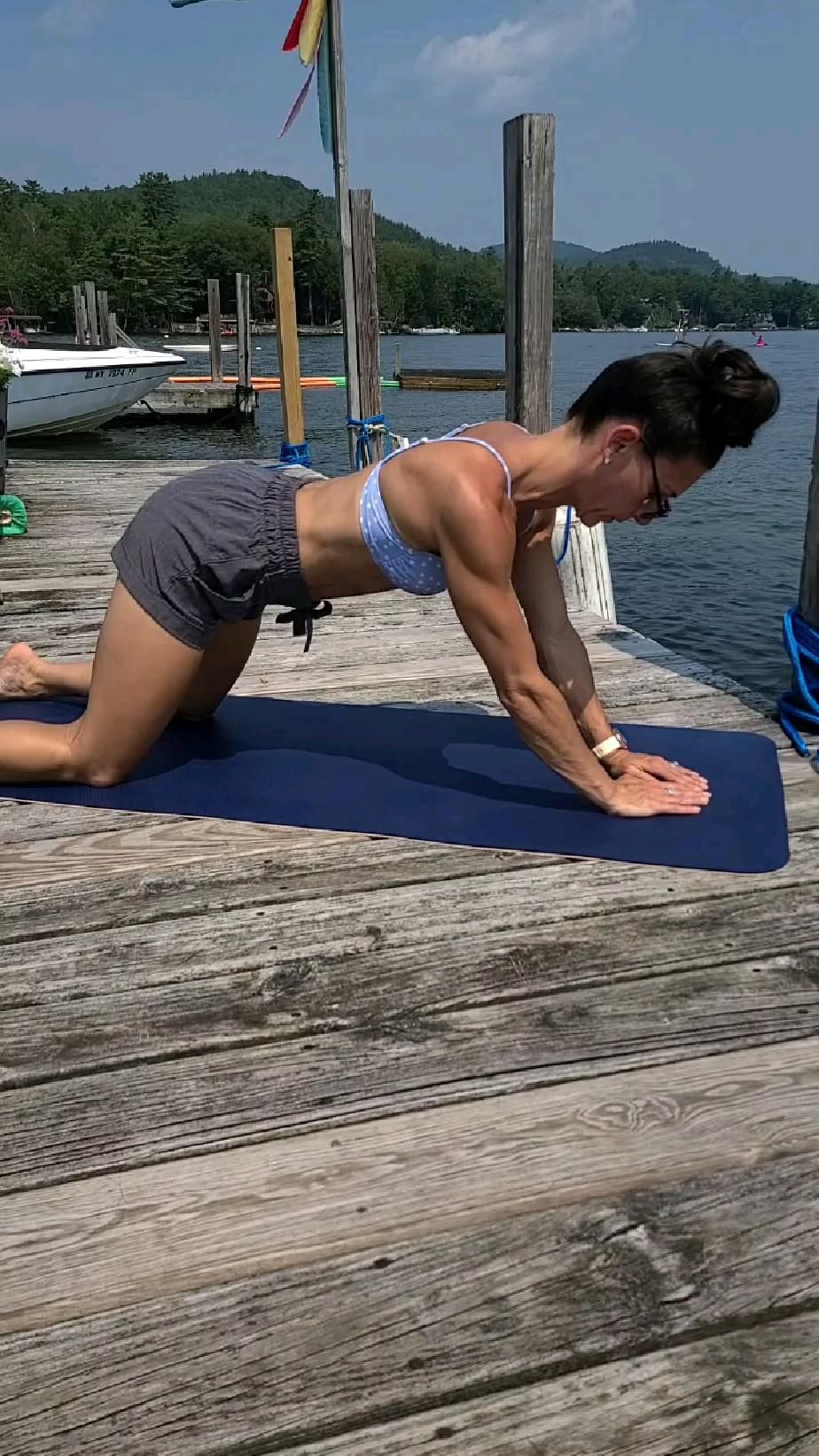 Full body exercises that require no equipment and you can perfom just about anywhere
