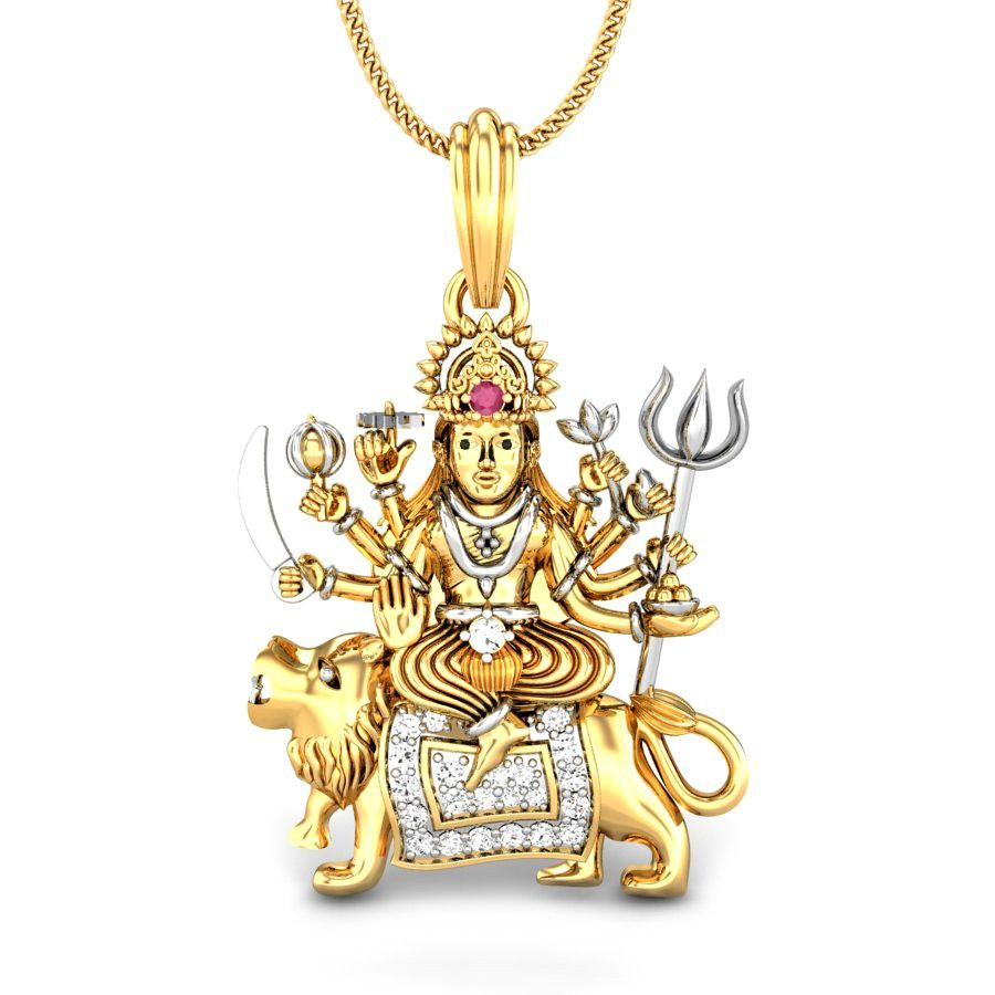 Maa durga gold locket pricegoddess durga gold pendantmaa durga buy designer fashionable durga maa kaali maa pendants we have a wide range of traditional modern and handmade without chain pendants online mozeypictures Image collections