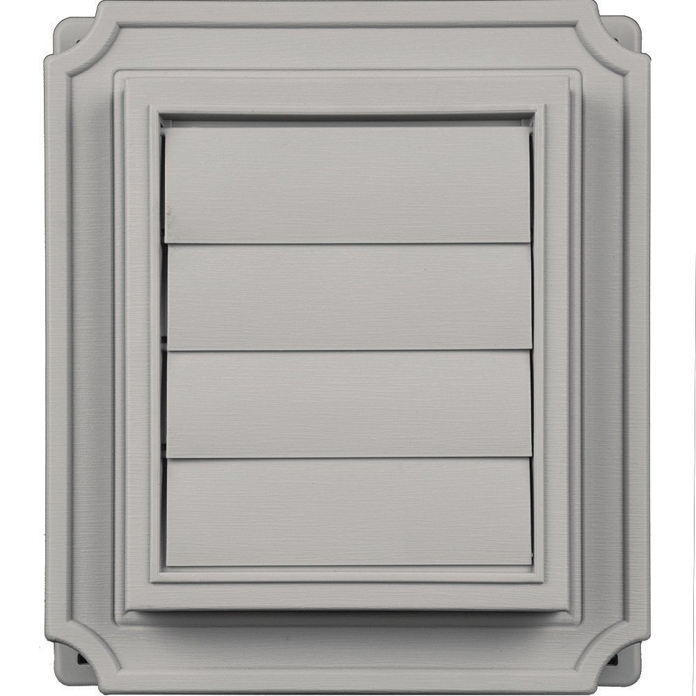 Builders Edge 140167079016 Insulated Siding Scalloped Ring Exhaust Vent 016 Gray Read More At The Image Link Builders Edge Insulated Siding Exhaust Vent