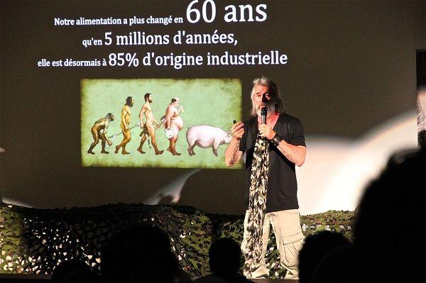 Interview de Gilles Lartigot, auteur du livre Eat