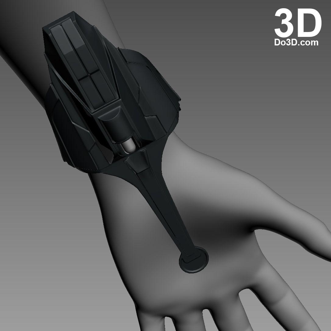 Spider Man Regreso A Casa Web Shooter 3d Imprimible Modelo Print Stl Por Do3d Com 3 Spiderman Web Spiderman 3d Printable Models