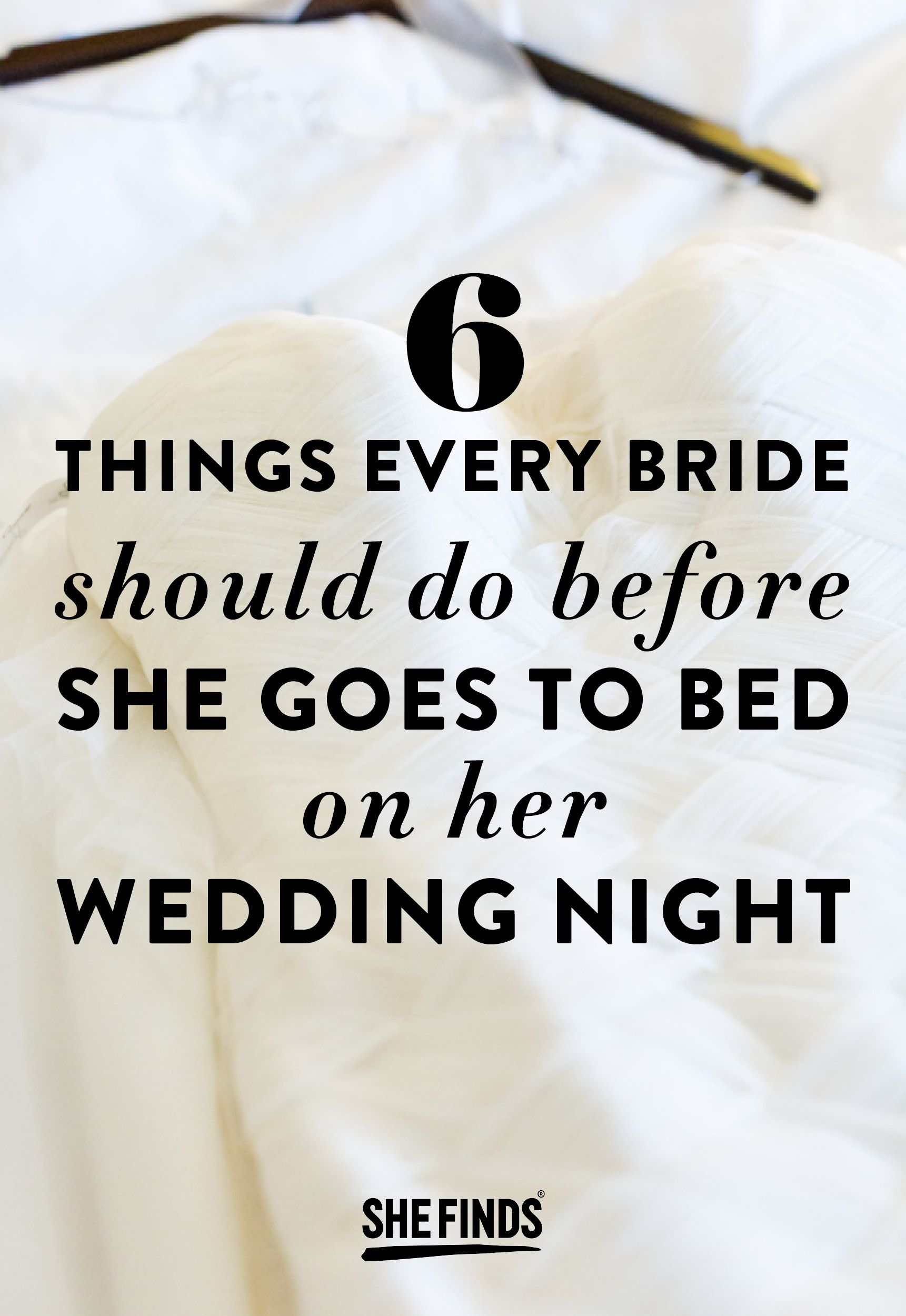 What Should I Do On My Wedding Night Tbrb Info