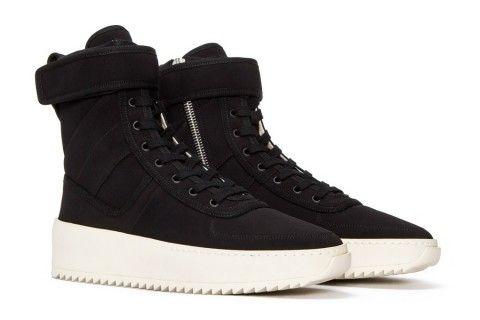 FEAR OF GOD \u003e Military Sneaker Hi Top