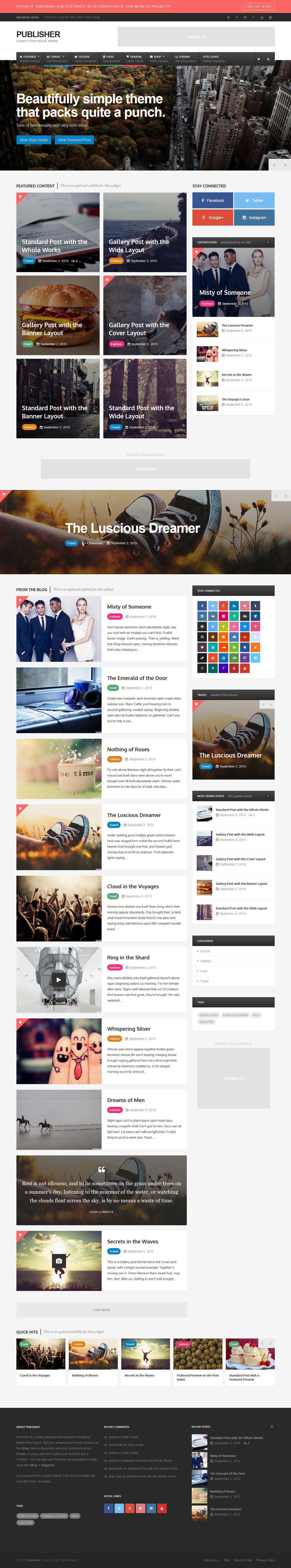Scrapbook ideas video download - Publisher Is Perfect For Your Scrapbook Of Thoughts Photos Videos Audio And More It Features A Blog Shop Woocommerce And Forum Bbpress