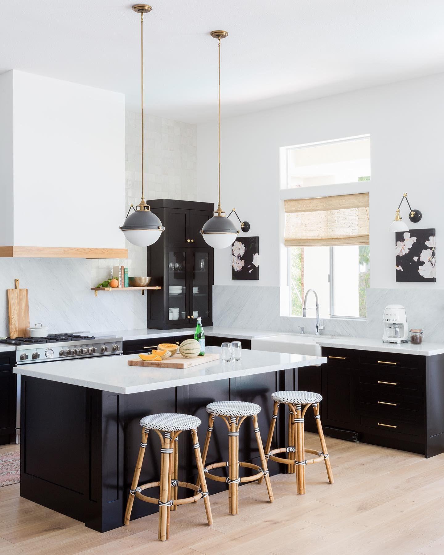 Riviera Backless Counter Stool Black Kitchen Cabinets Kitchen Design Kitchen Renovation