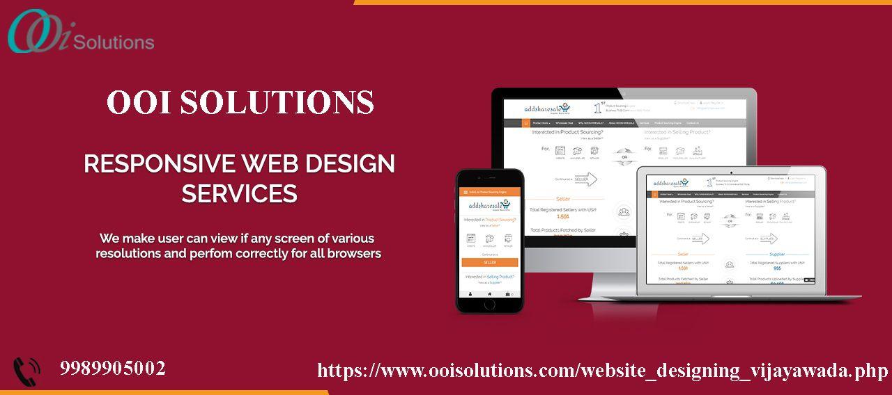 Web Designing Company In Vijayawada Website Design Services Website Design Services Web Design Professional Website Design