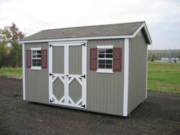updated approximate cost of building an 8x12 shed or buying one - Garden Sheds 8 X 12