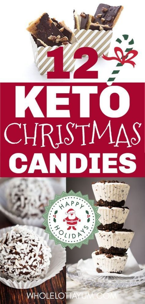 12 Keto Christmas recipes make the best low carb and keto Christmas desserts Whether youre looking for keto holiday fat bombs or keto sweet treats youll love these keto c...