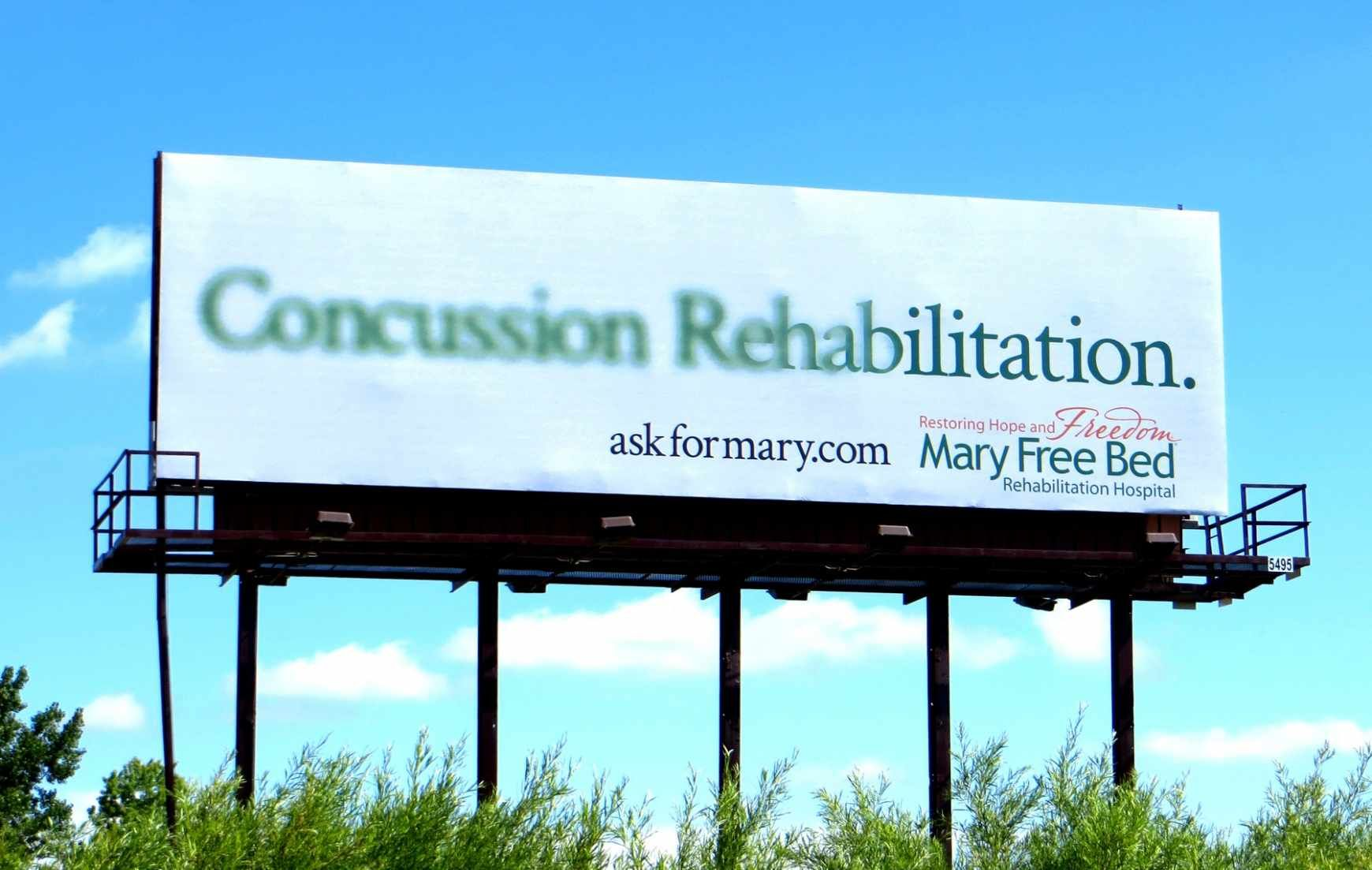 Mary Free Bed Rehabilitation Hospital Concussion
